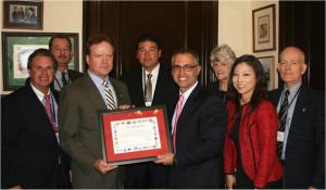 APCAC award