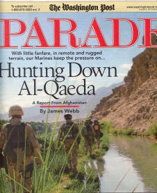 PARADEsept12-2004-cover hunting down al qaeda